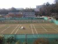 実籾テニスコート