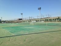 芝園テニスコート・フットサル場